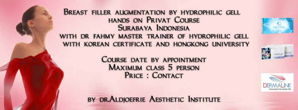 Breast Filler Augmentation by Hydrophilic Gel