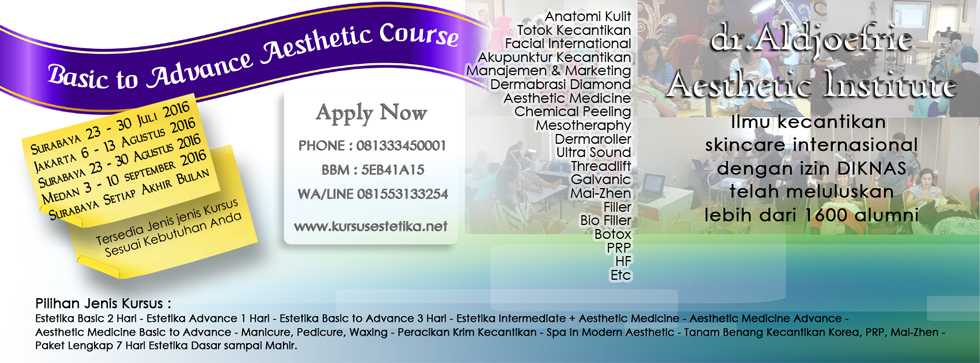 Basic to Advance Aesthetic Course