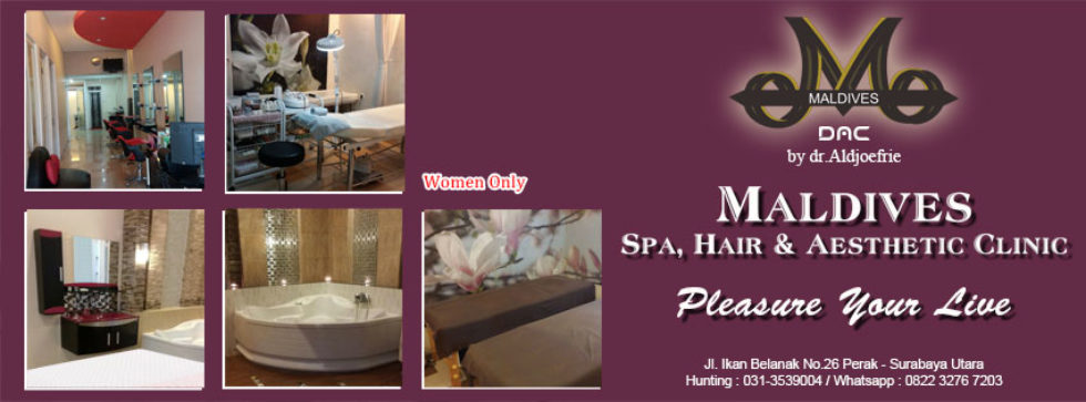 Maldives Spa Skincare
